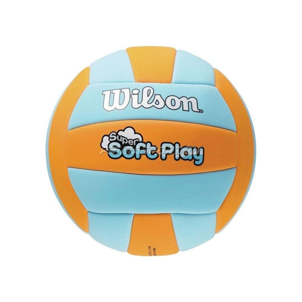 4673f5043 bola de voleibol wilson super soft play wth3508xb. Carregando zoom.