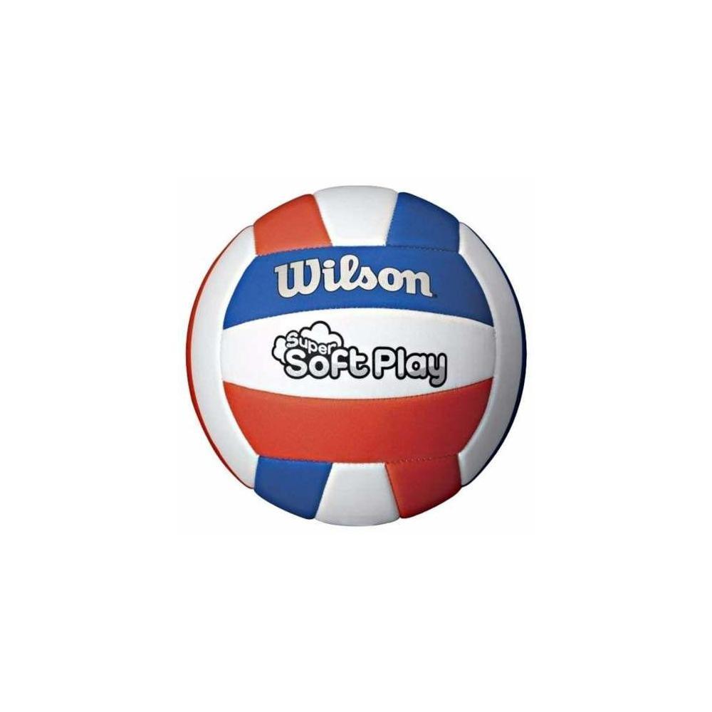 5a8203dce bola de voleibol wilson super soft play wth3595xb. Carregando zoom.