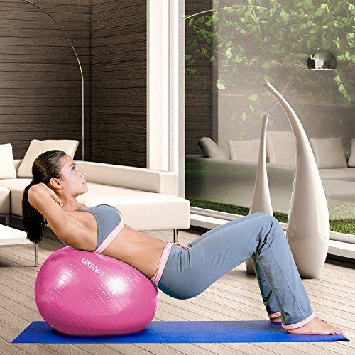 bola del ejercicio (55 cm) de estabilidad
