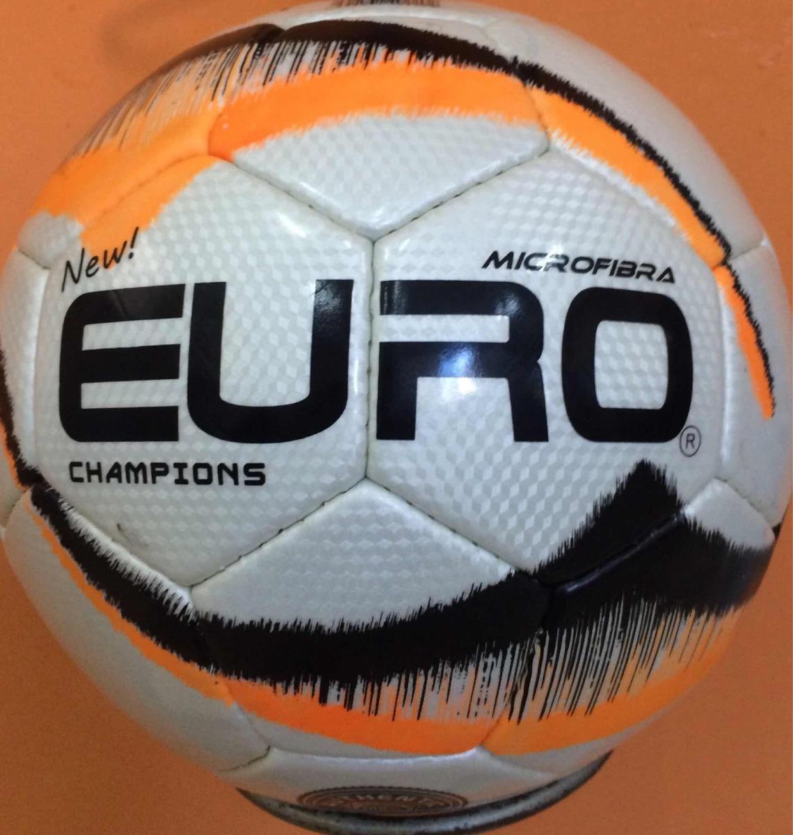 0f8bbe5e99 bola euro campo champions cód 31 costurada à mão microfibra. Carregando  zoom.