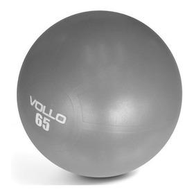 Bola Fitball Pilates Ginastica Com Bomba Até 300 Kg 65cm