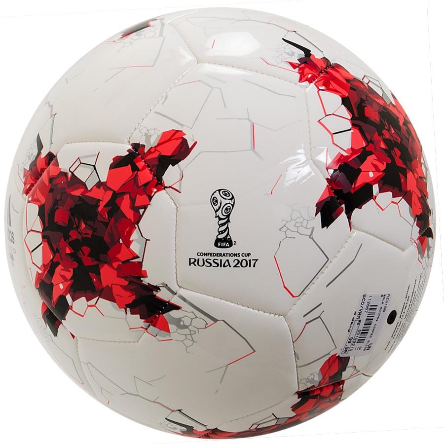 Bola De Futebol adidas Krasava Original (copa Confederações) - R  84 ... 018e6473f9cb3