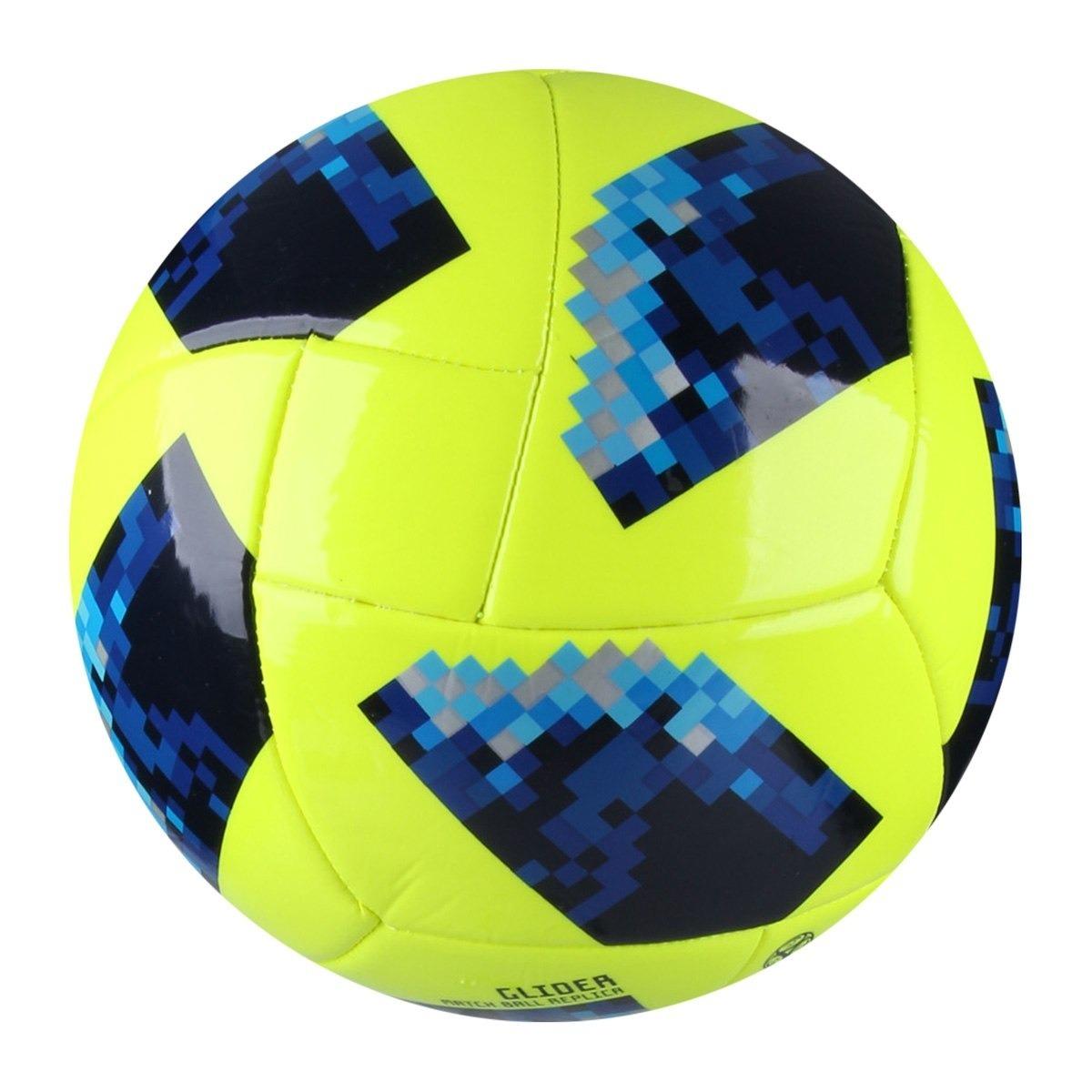 8745889209 Bola Futebol Campo adidas Telstar 18 Glider - R  99