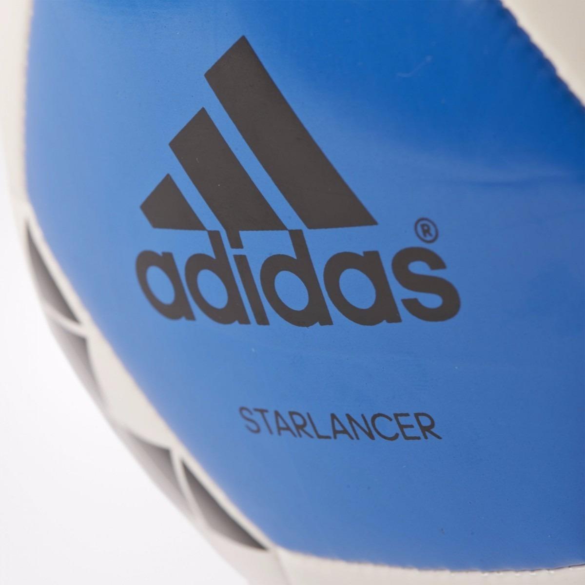 Bola Futebol De Campo adidas Starlancer Oficial Ao4901 - R  84 a827281f0b353