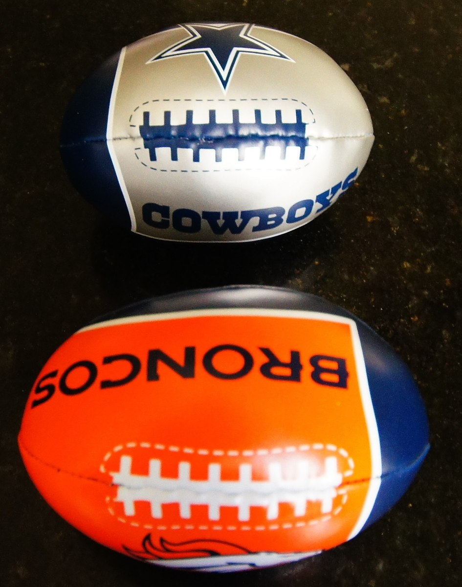 dc07d6c869d54 Carregando zoom... futebol americano bola. Carregando zoom... mini bola  futebol americano - nfl - broncos ou cowboys