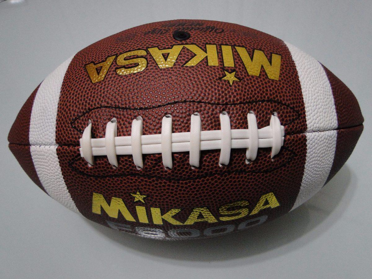 d216be9e7 Bola Futebol Americano Couro-oficial( Grátis Flag Patriots) - R  299 ...