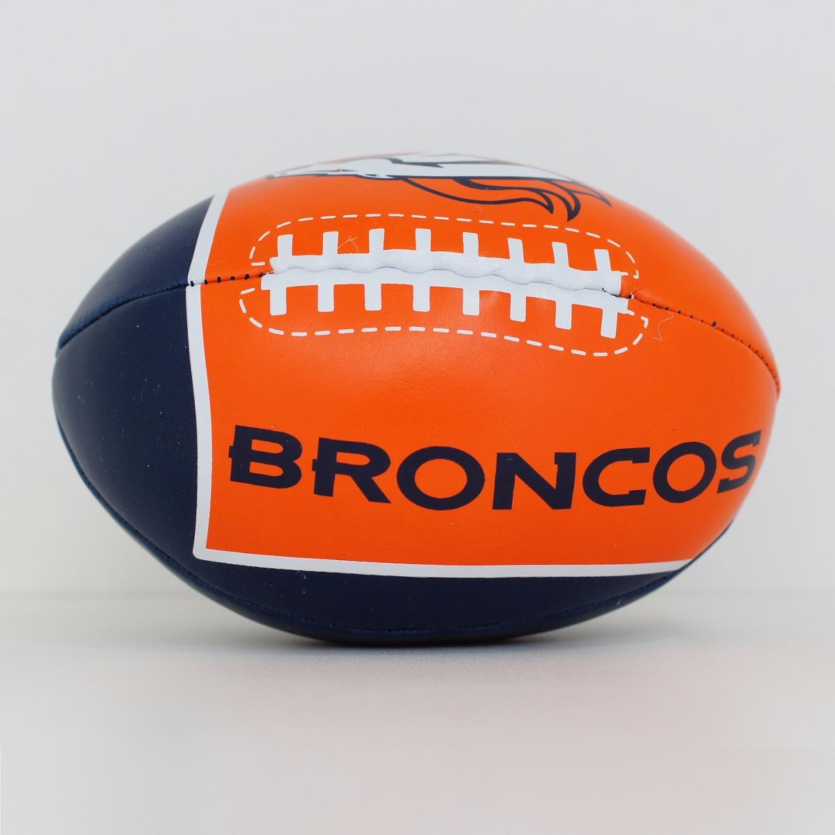 mini bola futebol americano - nfl - denver broncos. Carregando zoom... bola  futebol americano. Carregando zoom. c24f65f219ca2