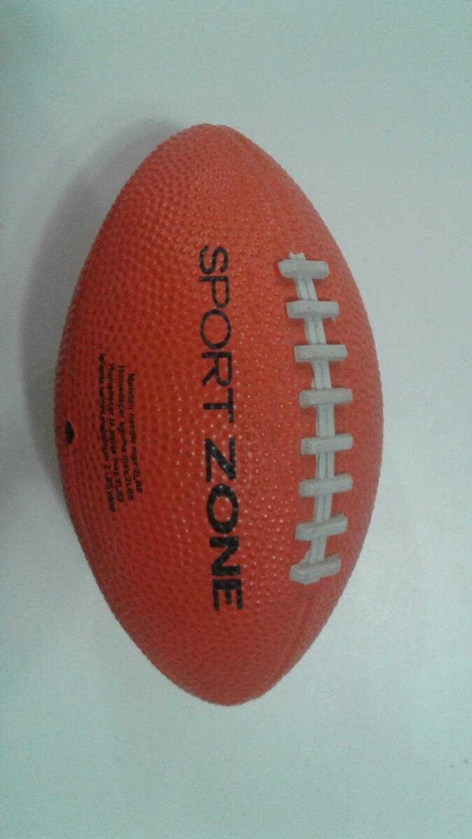 d7bdd47bba1d7 Mini Bola Futebol Americano Sportzone - 18cm - R  15