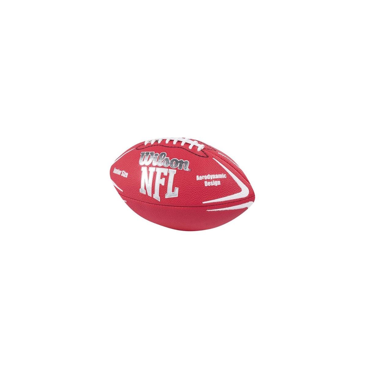 Bola De Futebol Americano Nfl Avenger Junior Vermelha Wilson - R  97 ... 9f38815fcee48