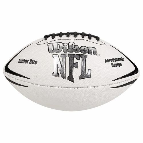 bola futebol americano wilson nfl avenger júnior pr