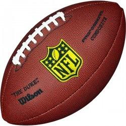 bola futebol americano wilson nfl duke pro oficial réplica