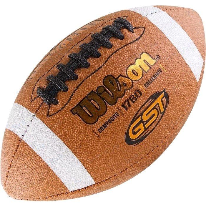 Bola Futebol Americano Wilson Nfl Gst Composite Oficial - R  129 d222a4430d2c9