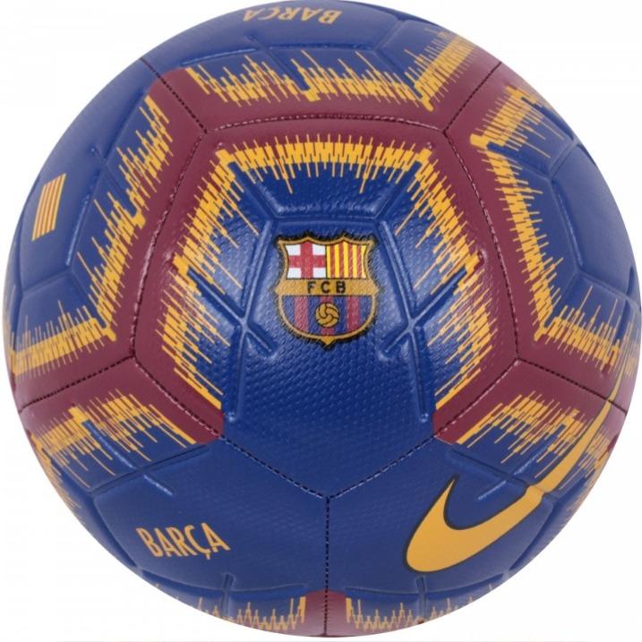 1d488a45a9 Bola Futebol Barcelona Nike Strike Campo Oficial Tam 5 - R  140