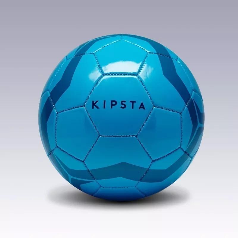 Bola De Futebol Campo Tamanho 3 Kipsta Azul Kit Com 10 Bolas - R ... 70e9864f32359