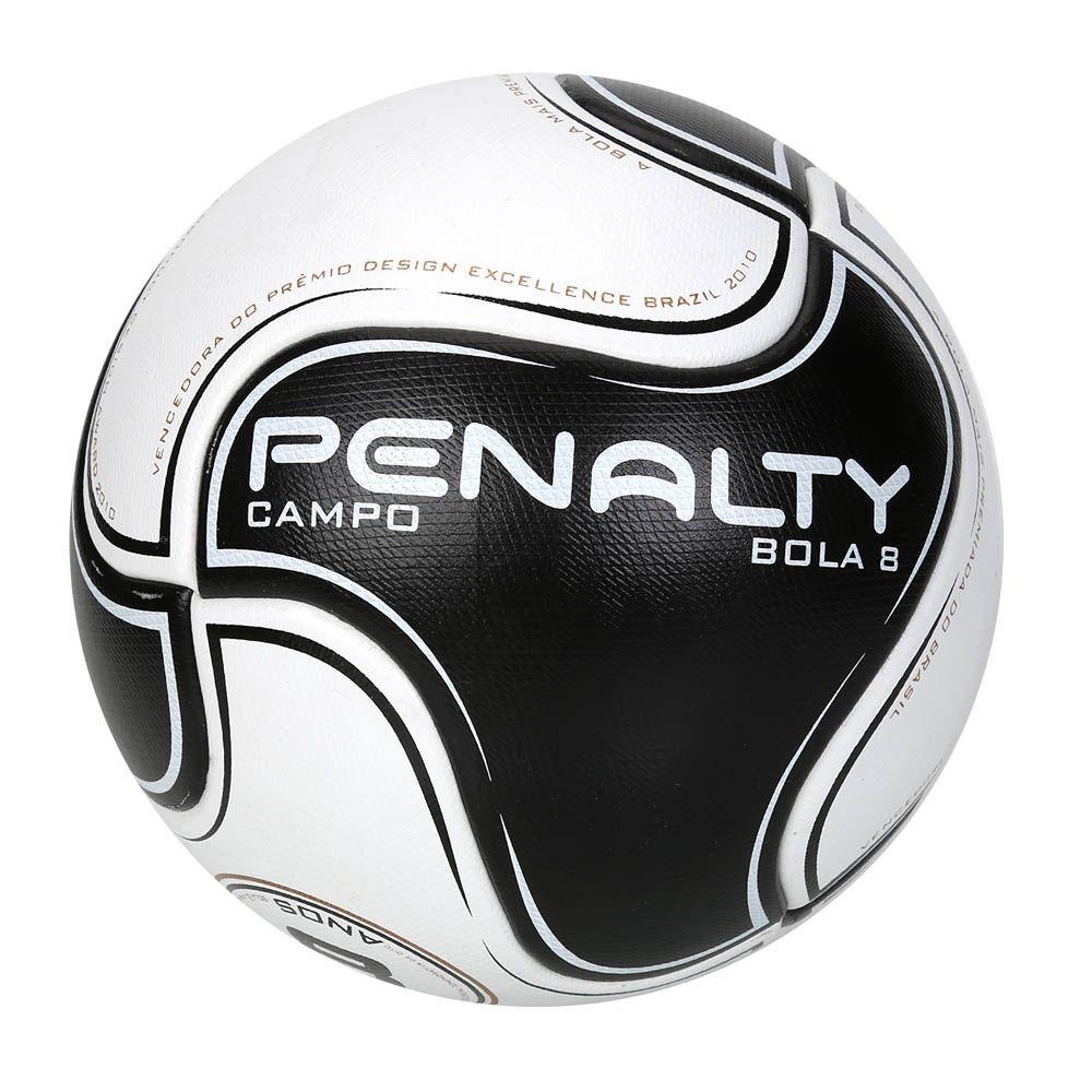 Bola Futebol Campo 8 S11 R2 - Pvc - 8 Gomos - Adulto-penalty - R  287 b2c38e0065200
