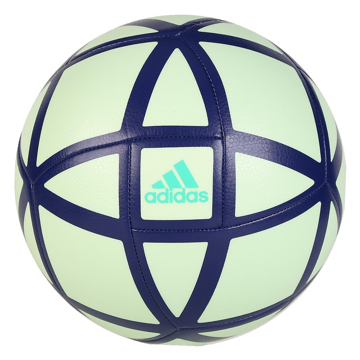 bola futebol campo adidas glider - verde e azul. Carregando zoom. 1b1a16e45baa7