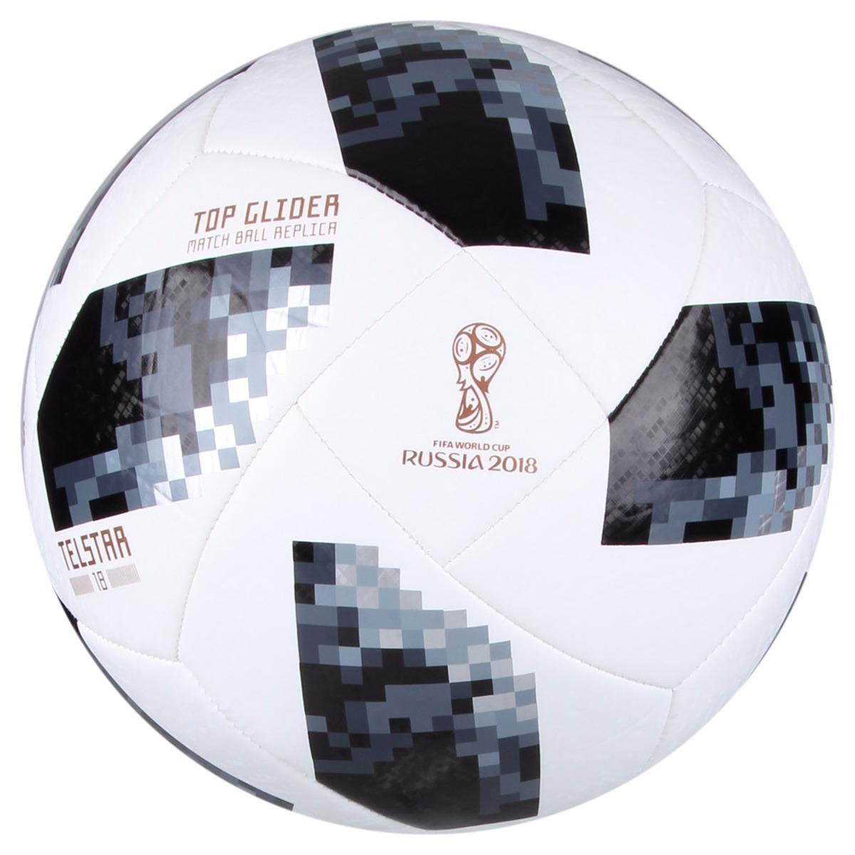 94e2a1ec2f49d bola futebol campo adidas telstar 18 top glider copa do mund. Carregando  zoom.