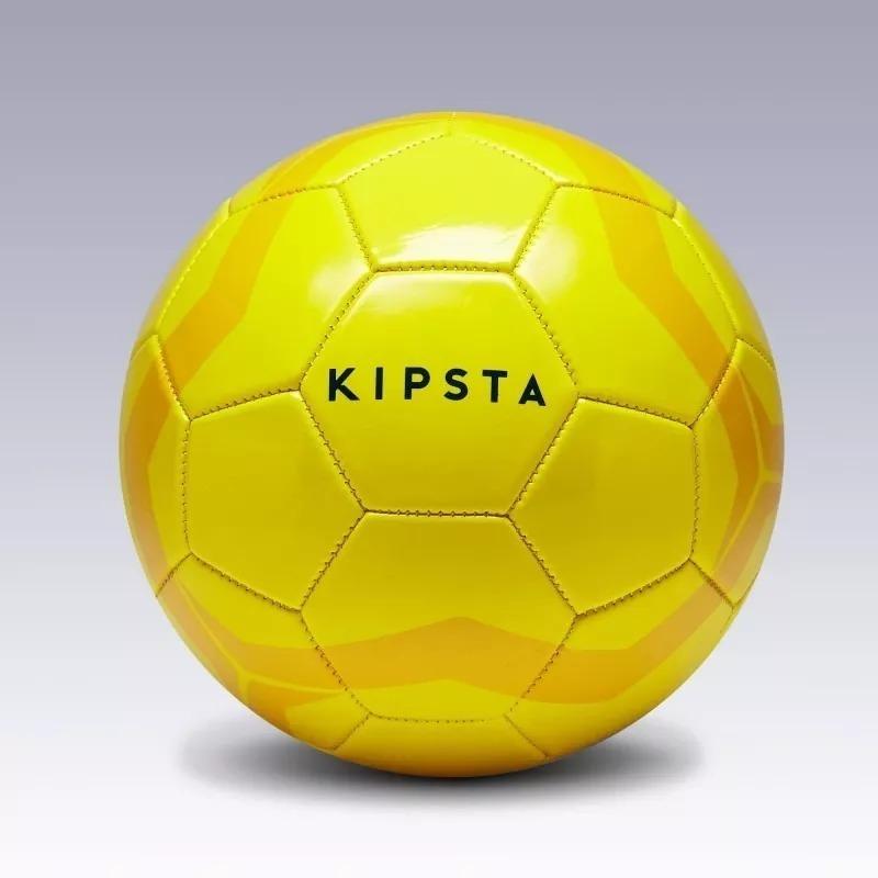 6e9921797 bola futebol campo amarela tamanho 4 kipsta a + barata. Carregando zoom.