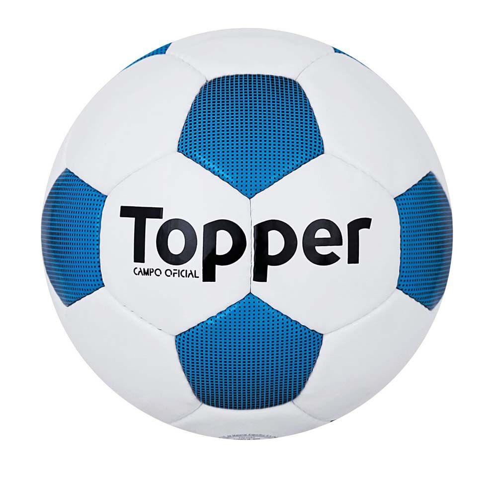 bola futebol campo extreme 4 costurada-oficial-topper. Carregando zoom. b47e673a8459c