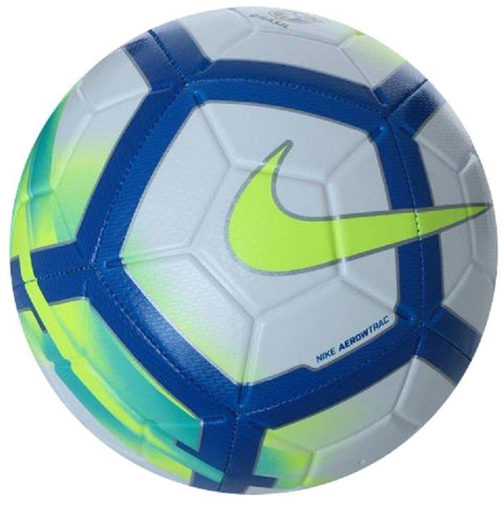 e1c5e2f317422 Bola Futebol Campo Nike Strike Cbf Brasileirão - R  119