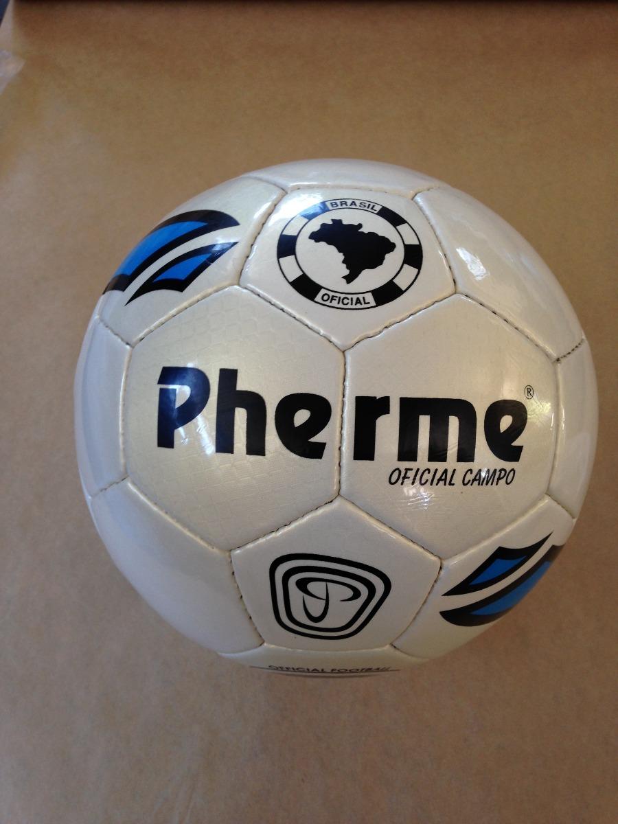 70432057f7091 Bola Futebol Campo Oficial Em Microfibra- Direto De Fábrica - R  55 ...