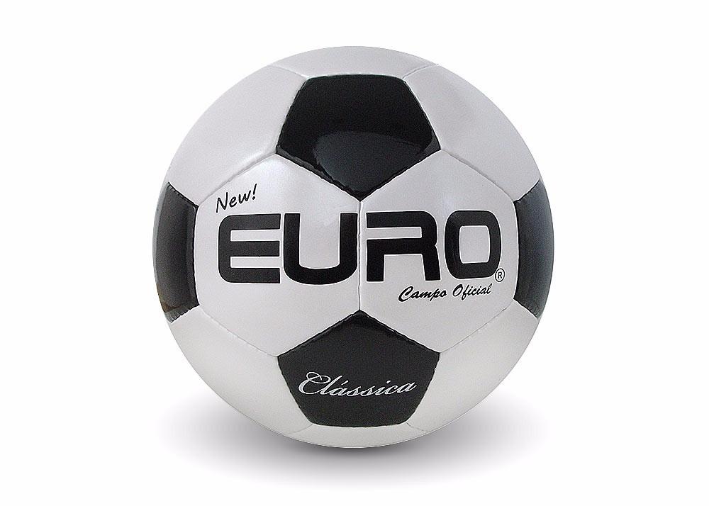 f8b3b60b02 bola futebol campo oficial preto branca 32 gomos costurada. Carregando zoom.