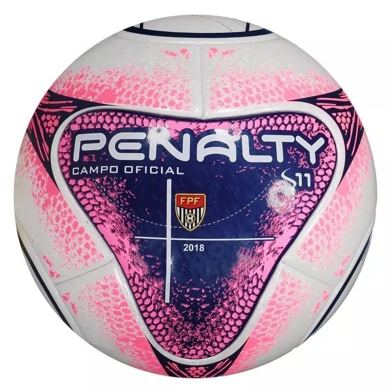 bola futebol campo oficial s11 r1 fpf viii original penalty. Carregando  zoom. a2dbb056082c3