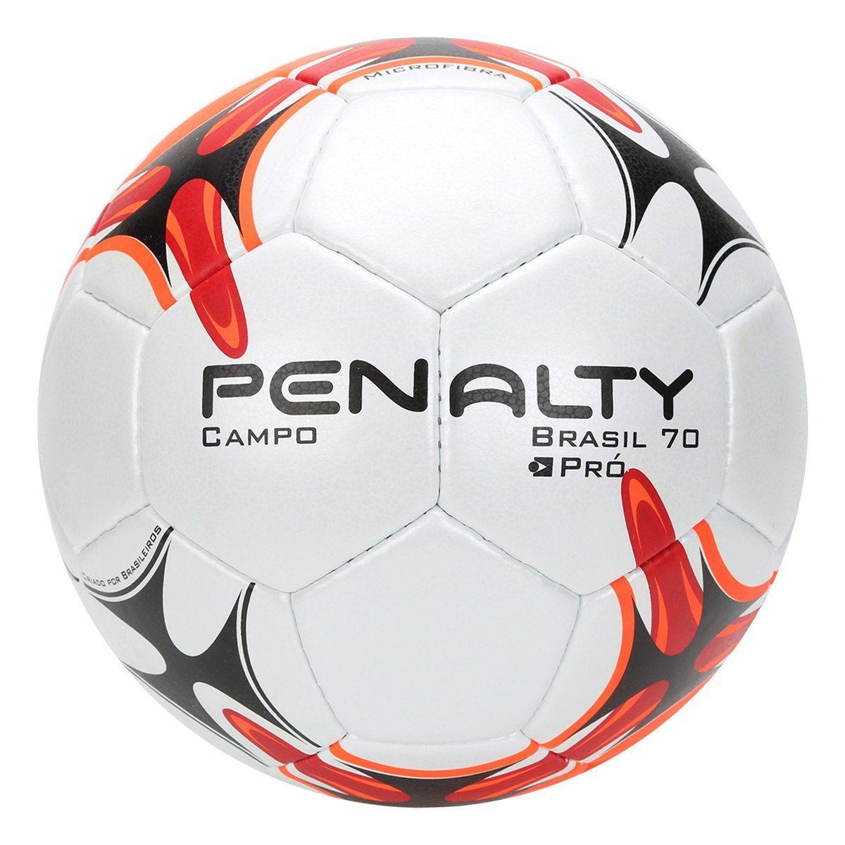 Bola Futebol Campo Penalty Brasil 70 Pró Vii - R  189 5bf9b49505397