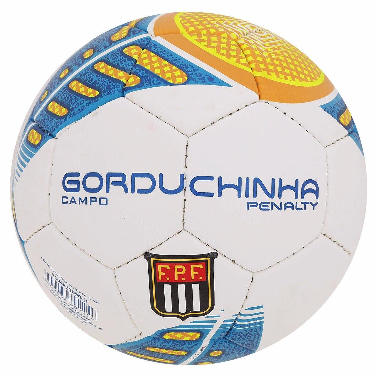 bola futebol campo penalty gorduchinha costurada. Carregando zoom. 939e8de5fa53e