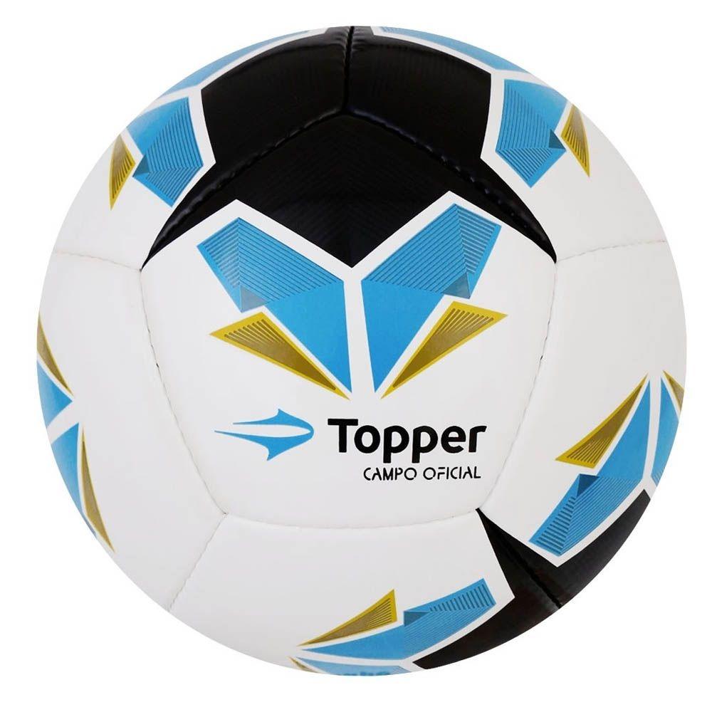 bola futebol campo-seleção briv-original-profissional-topper. Carregando  zoom. c283d088c8c53