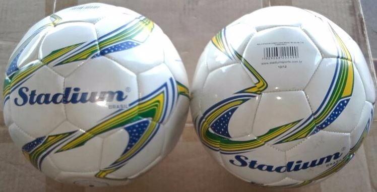 Bola Futebol Campo Stadium Costurada Miolo Subtituivel Nova - R  39 . 2a870d57b1c57