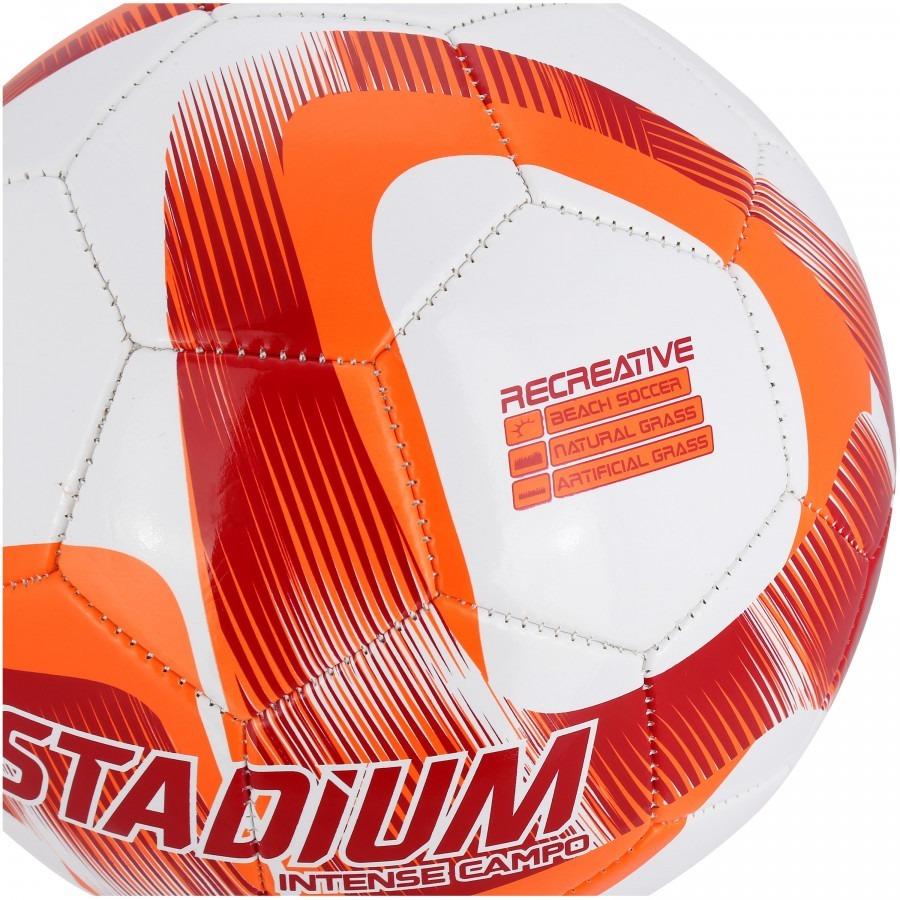Bola Futebol Campo Stadium Intense - Costurrada - R  89 ae30f01d3183e