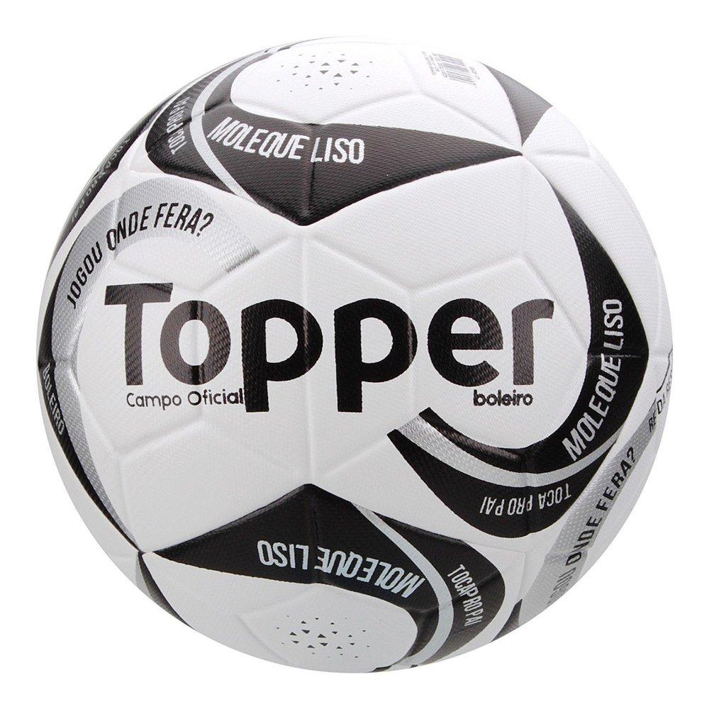 bola futebol campo topper boleiro branca preta. Carregando zoom. 3d51b0966ae1f