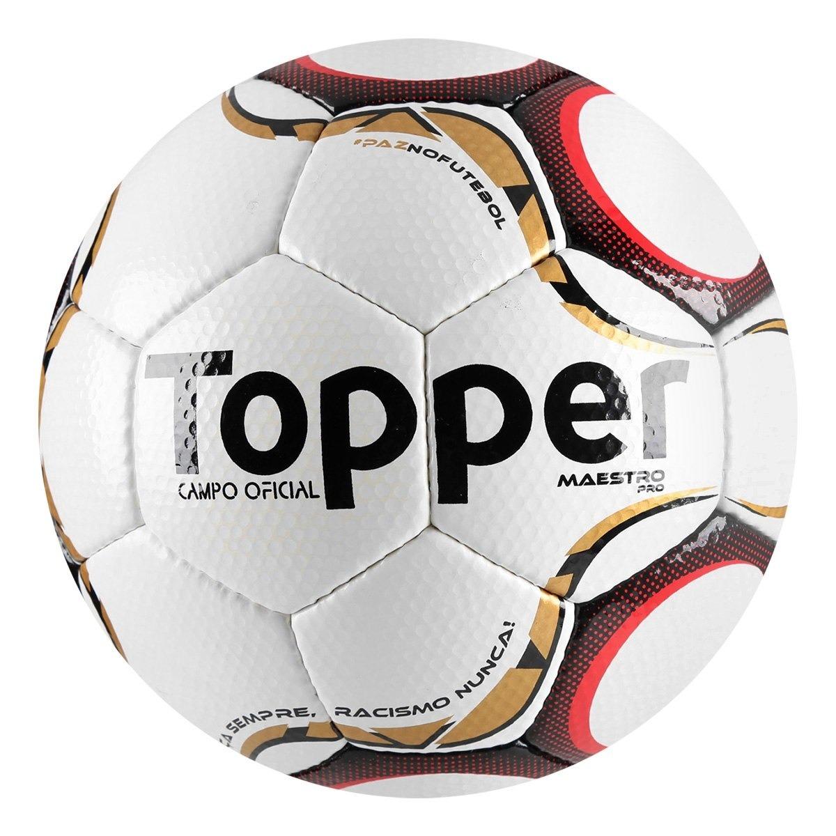 bola futebol campo topper maestro pro. Carregando zoom. b1d38328db41e