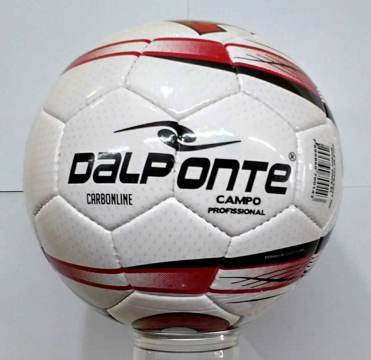 f8f895aa68 Bola De Futebol Campo Dalponte 81 - Original - R  99