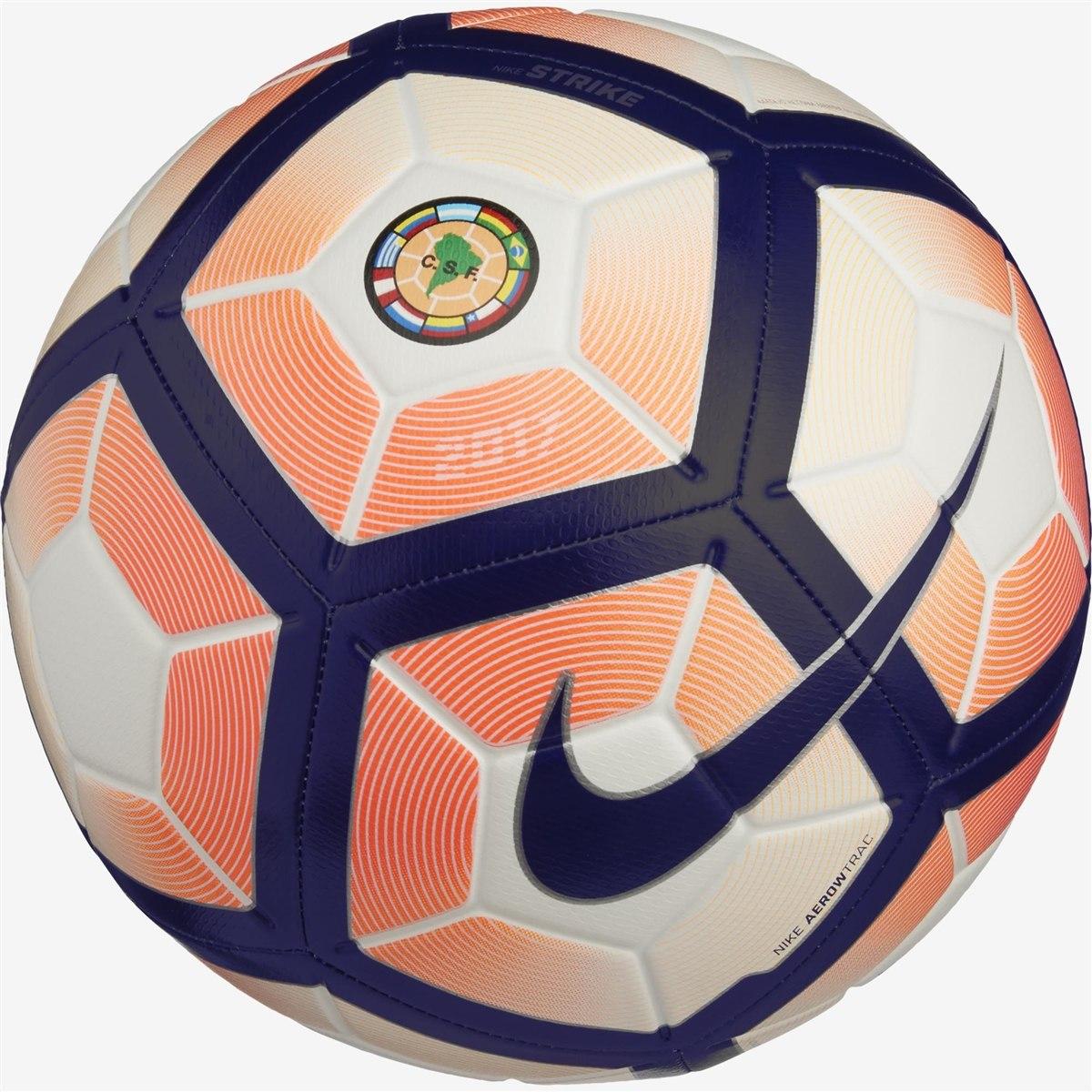 bola futebol de campo nike strike csf libertadores original. Carregando  zoom. bcb26dc1f5fd9