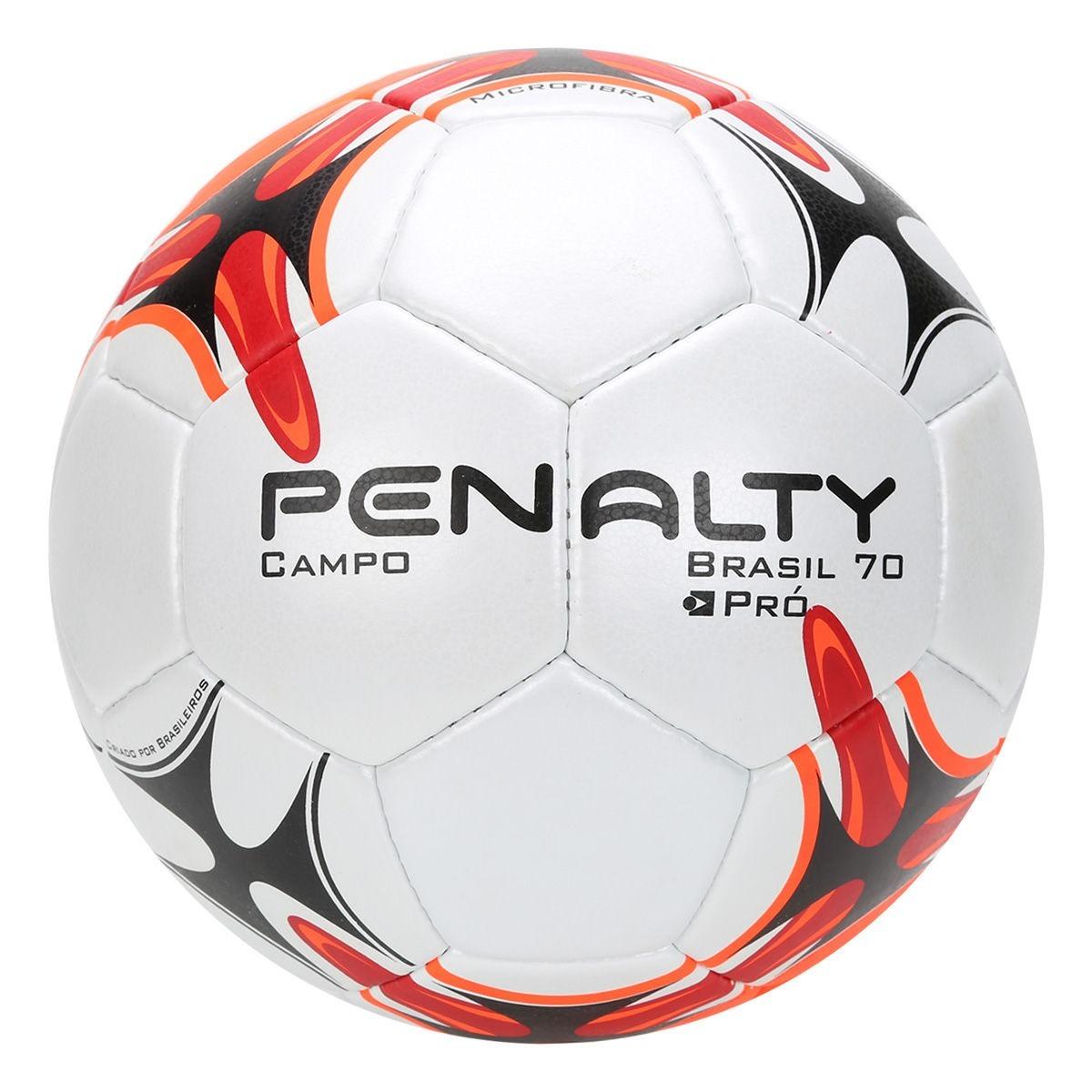 bola futebol de campo penalty brasil 70 pró 7. Carregando zoom. c9b9049681aa1
