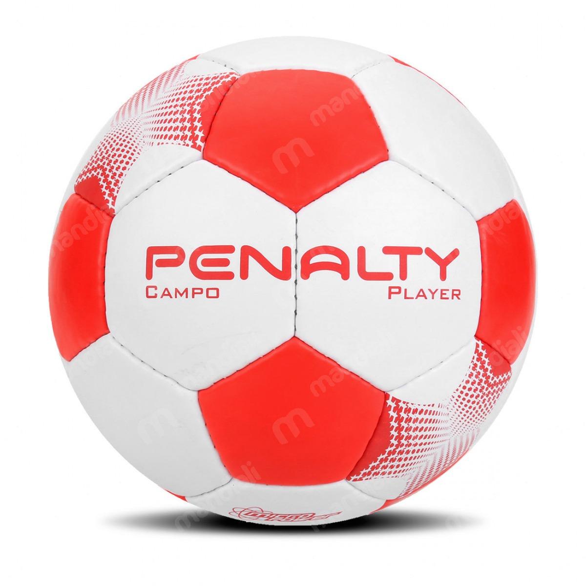 e89117e58902f bola futebol de campo player vermelha penalty. Carregando zoom.