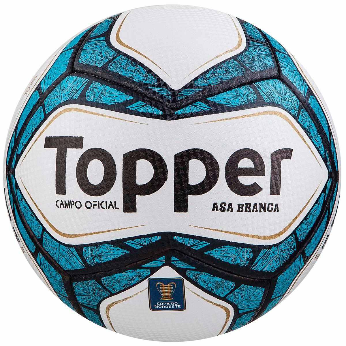 e0c95cc8f79a3 bola futebol de campo topper asa branca copa do nordeste. Carregando zoom.