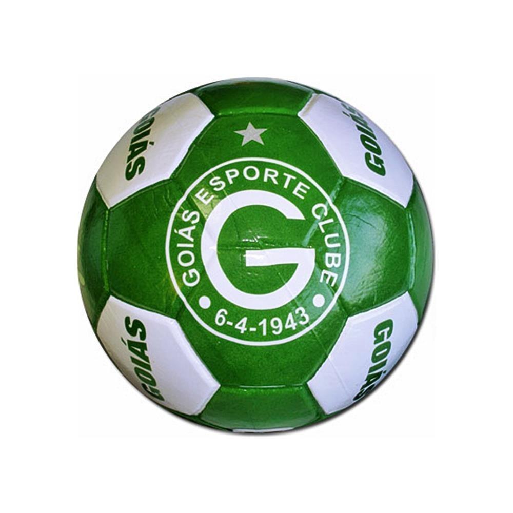 d6435c3a4ae2d Bola Futebol Eva 8 Time Goiás Brinquedo Infantil Apolo - R  16