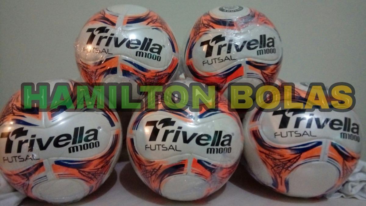 56b91b740e bola futebol futsal trivella original promoção - brasil gold. Carregando  zoom.