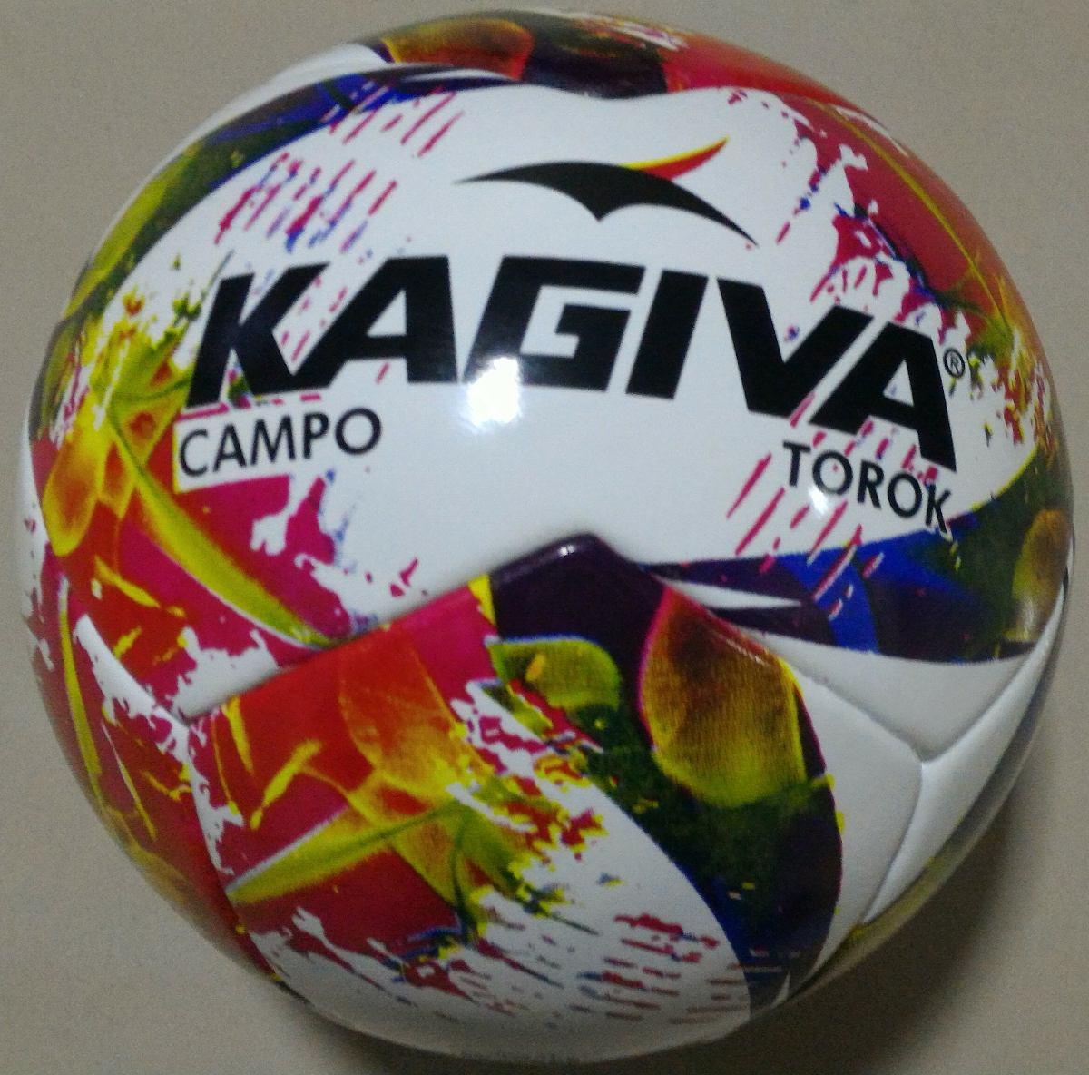Bola Futebol Campo Kagiva Torok - R  85 14c81262a926f
