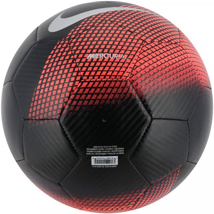 225375b56e Bola De Futebol De Campo Nike Cr7 Prestige - R  99