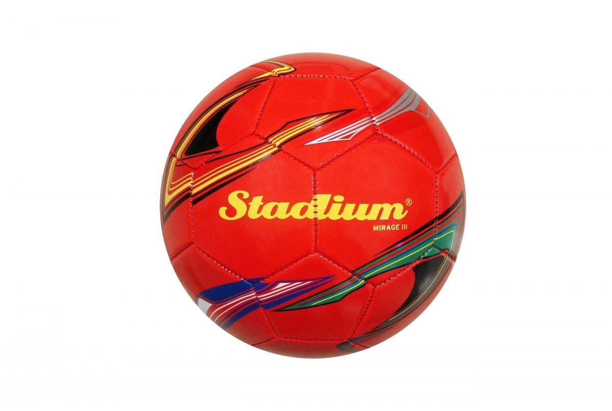 a3ccd0c97a Bola Stadium Futebol De Campo Mirage Iii - Penalty Vermelho - R  49 ...