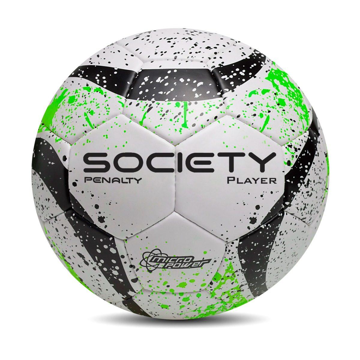 e36b44e247 Bola Futebol Society Penalty Player 2 Micro Power - Original - R  84 ...