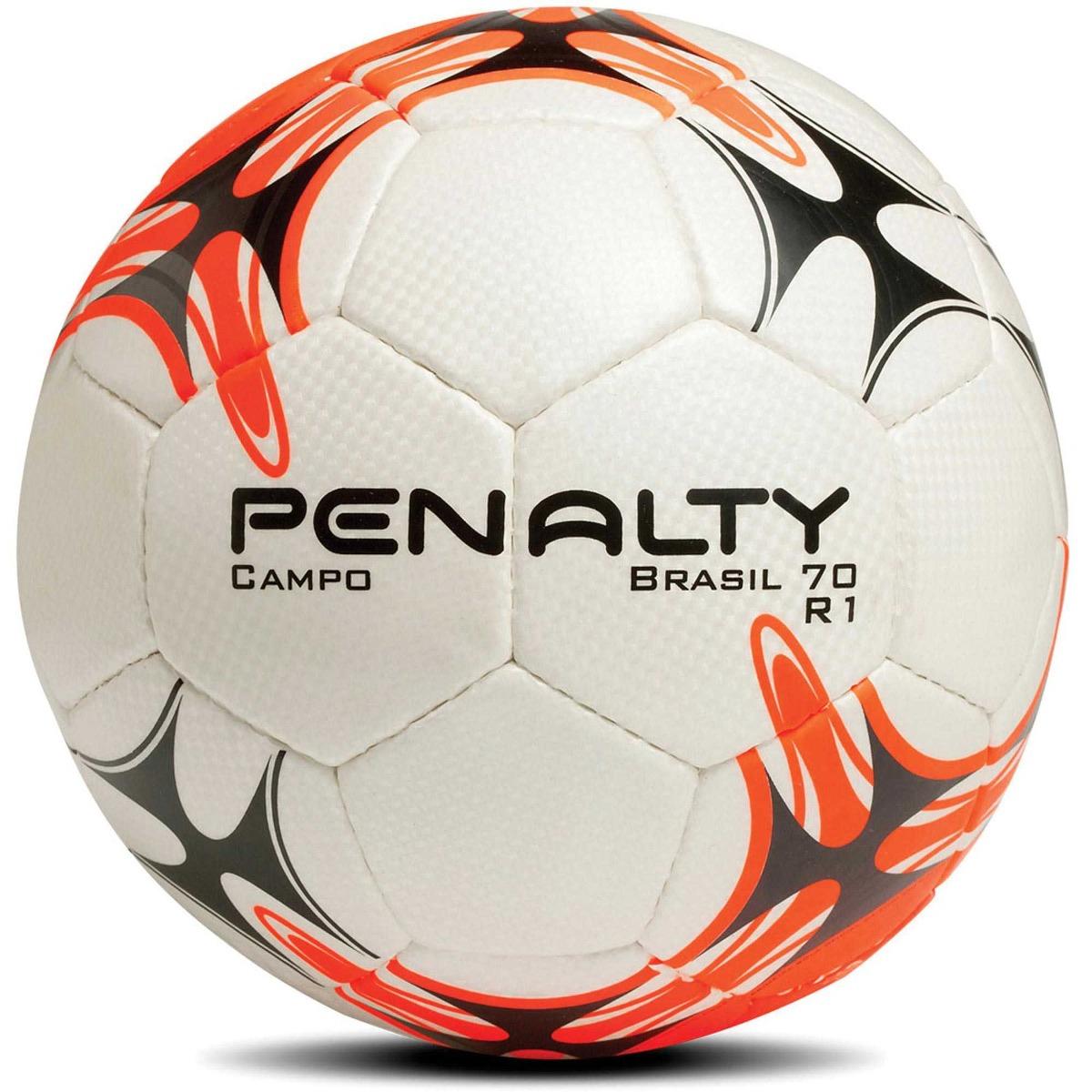 Bola Futebol Campo Brasil 70 R1 Bc-lj-pt Penalty - R  149 9e62d17a08c8b