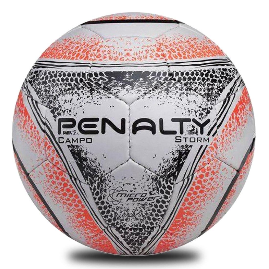7ee057fb68 Bola Futebol Campo Penalty Storm Costurada - R  63