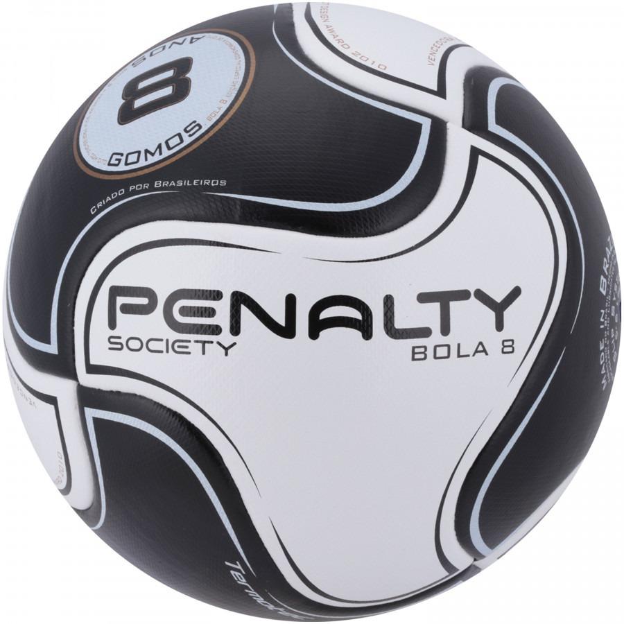 Bola Futebol Society Penalty Bola 8 Viii Oficial Original - R  139 ... 967768e3d95e5