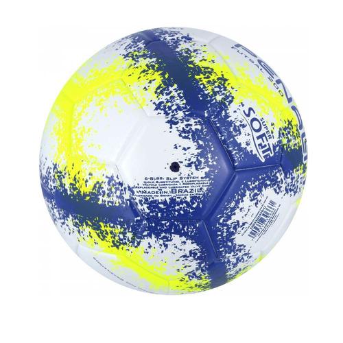 65655fde094aa Bola Futebol Quadra Salão-oficial- Treino- Rx 200-penalty - R  149 ...