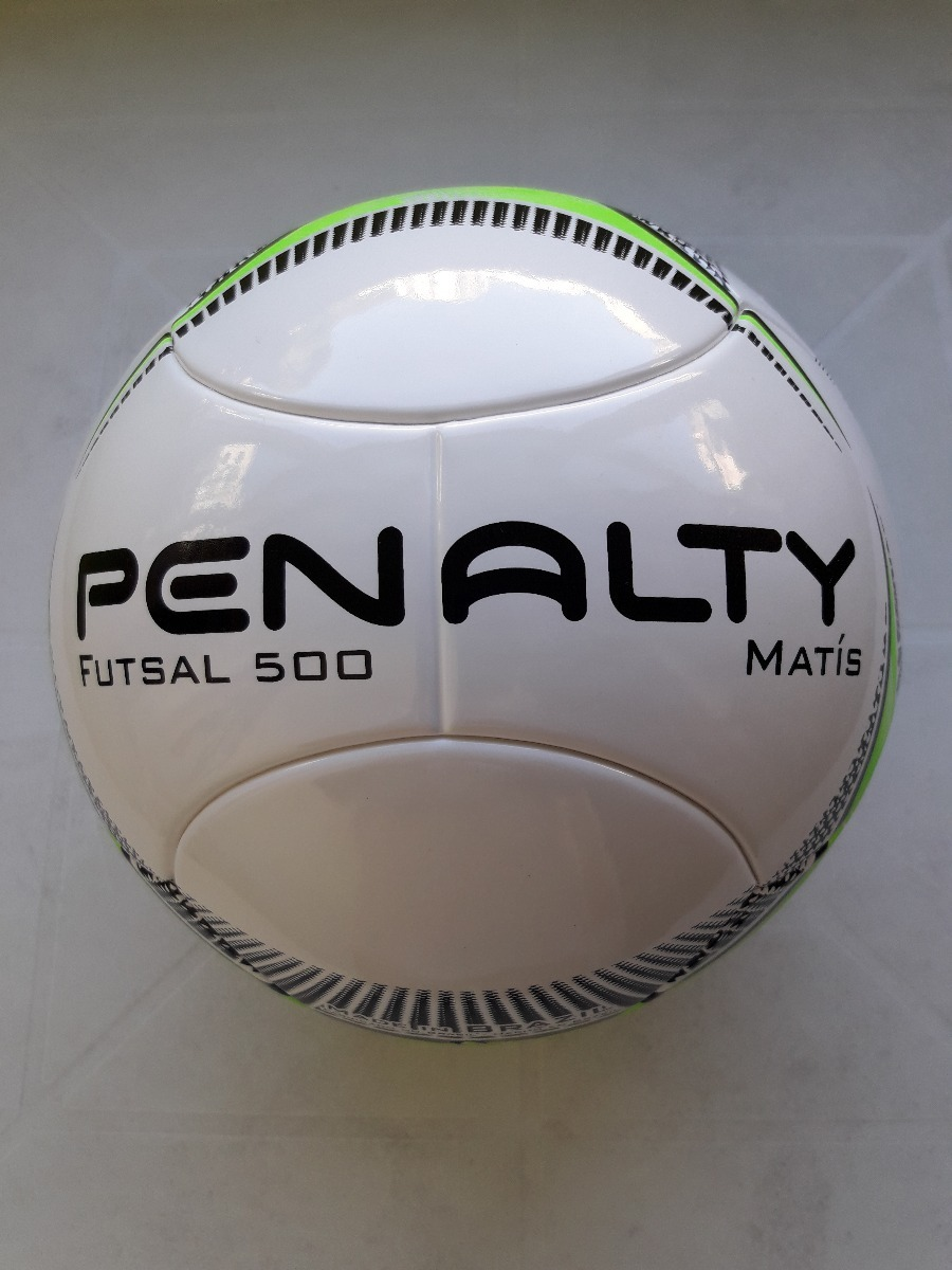 f08f9a4ad6 bola futebol salão penalty matis 500-termotec frete grátis. Carregando zoom.